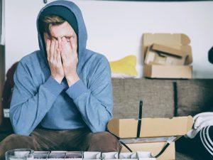 Estrés y caída capilar