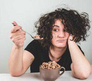 Alimentación y caída capilar