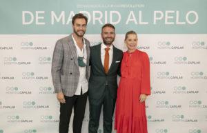 Inauguración de Hospital Capilar Madrid