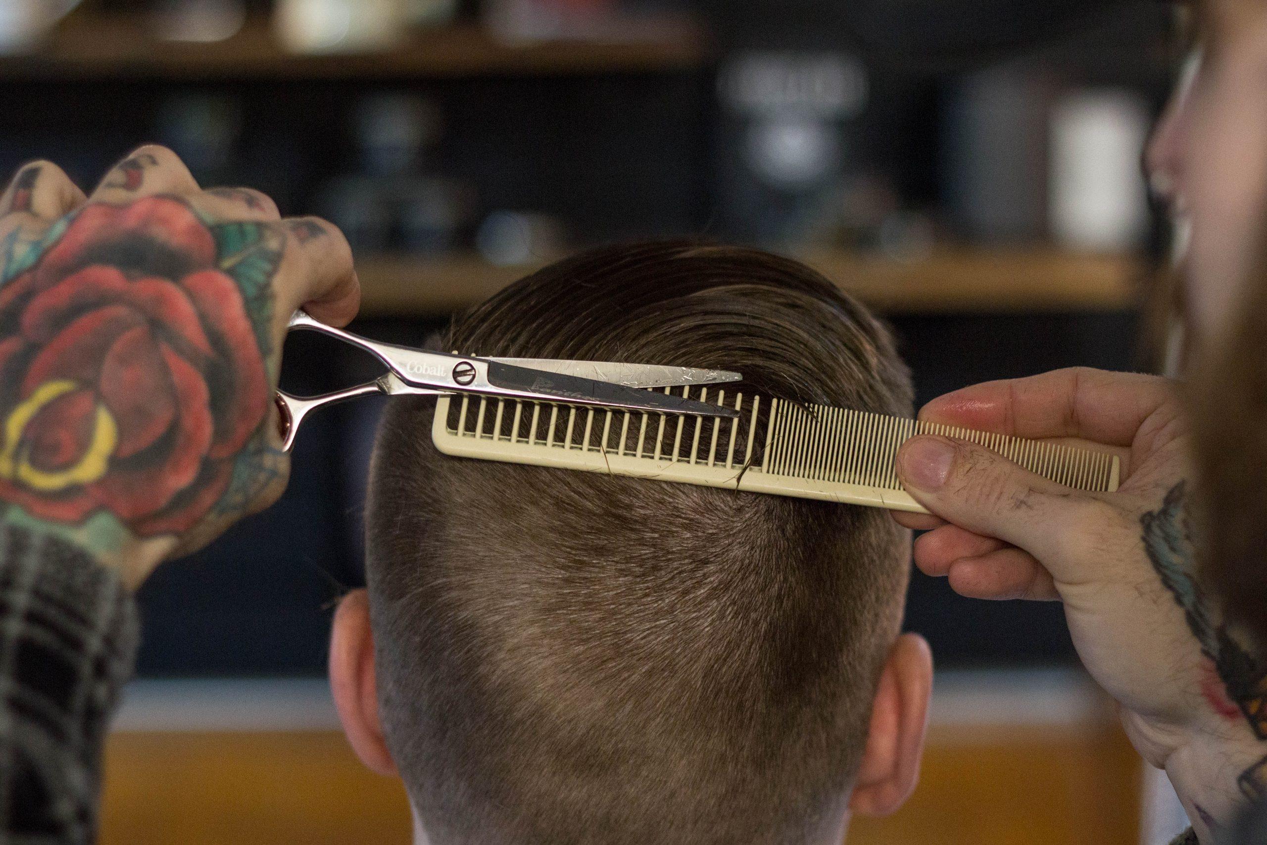 Cómo cortar el cabello tras un injerto capilar
